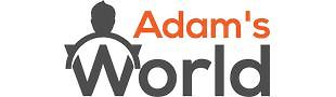 Logo Adam's World