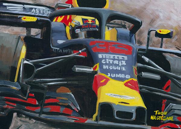 Max Verstappen close-up-jumbo-helmet-toon-nagtegaal-600px