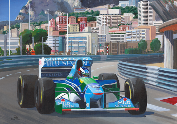 Monaco 1994 Michael Schumacher Benetton Ford 600px
